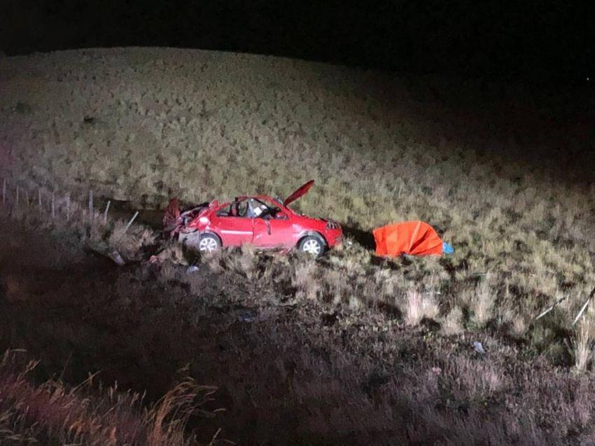 Tres muertos deja accidente en Punta Arenas — Tragedia carretera