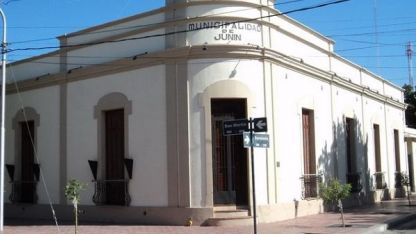 El Concejo Deliberante funciona en el antiguo edificio municipal.