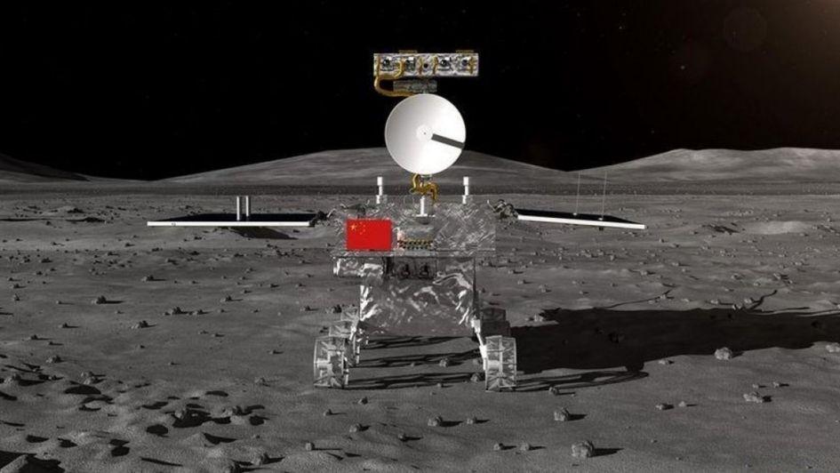 China llegó a la cara oculta de la Luna