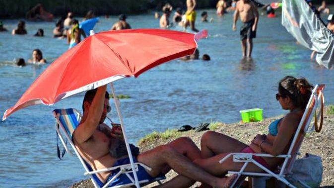 Mendoza sólo tiene cinco balnearios públicos habilitados