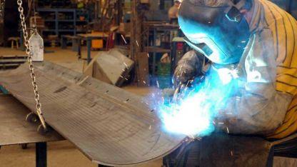 En caída libre. Las cifras de la industria nacional siguieron en baja en noviembre pasado.