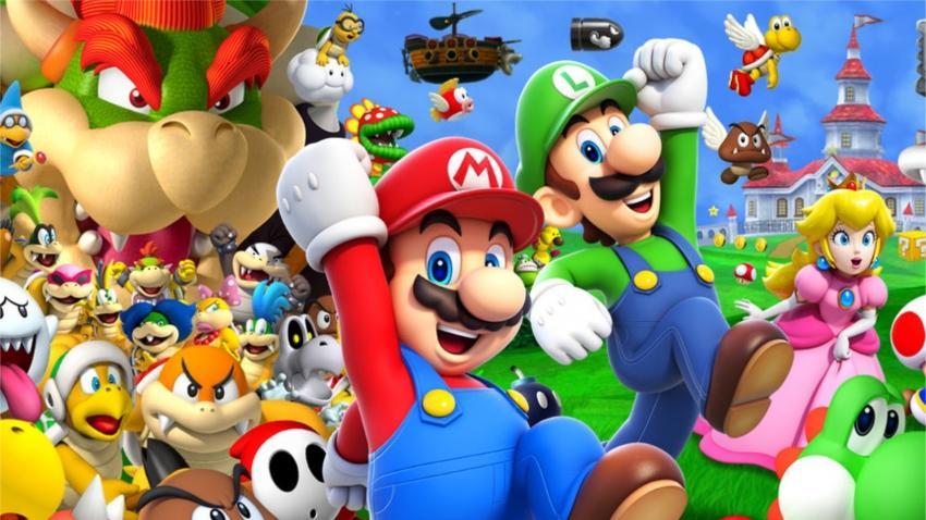 Los secretos de Super Mario Bros