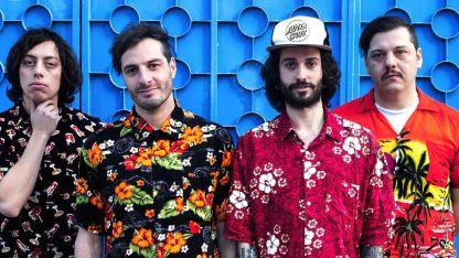 Costa Canal. El indie rock mendocino suena en el bar Foxy Live.
