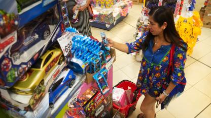 Ofertas. Las jugueterías compiten con rebajas y esperan mejores resultados que los conseguidos para Navidad.