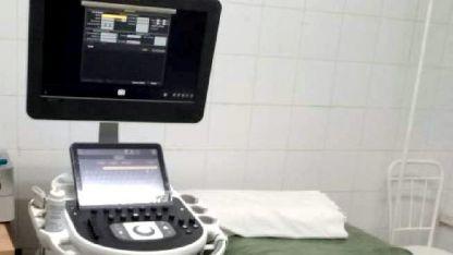 Renovación. El moderno equipo que estrena el hospital.
