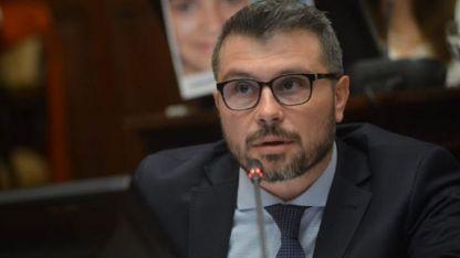 Diego Costarelli cuestionó al peronismo por su posición en rechazo al Mendotran.