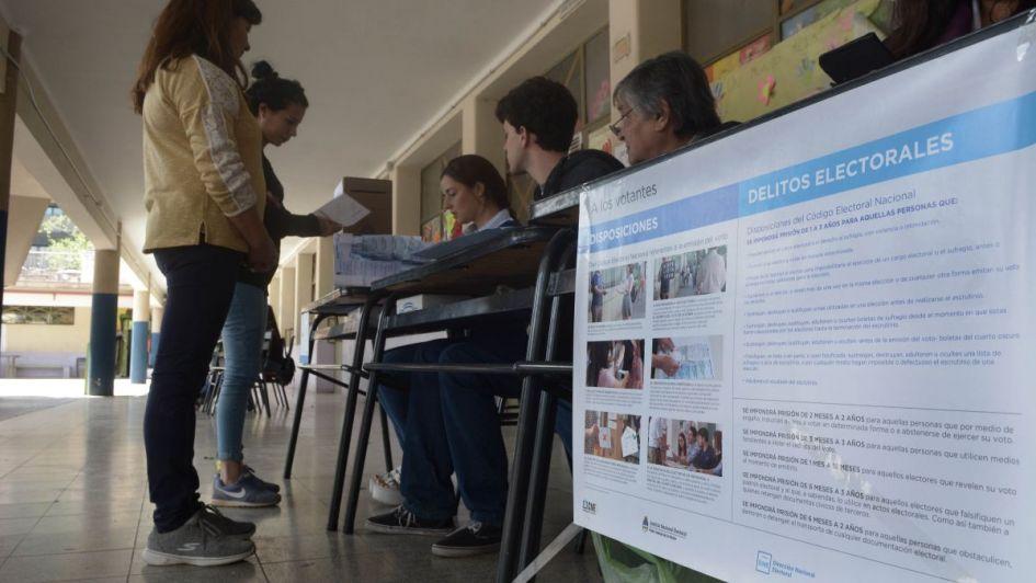 El Gobierno ratifica la fecha de las elecciones nacionales