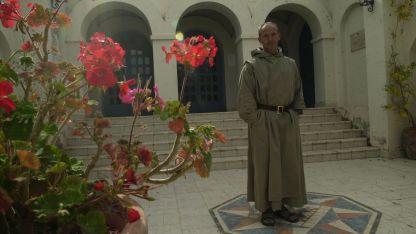 Complicado. Diego Roque, uno de los sacerdotes acusado en el Monasterio donde fue detenido.