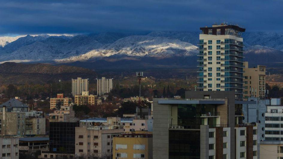 Descenderá la temperatura por un ingreso de frente frío en Mendoza
