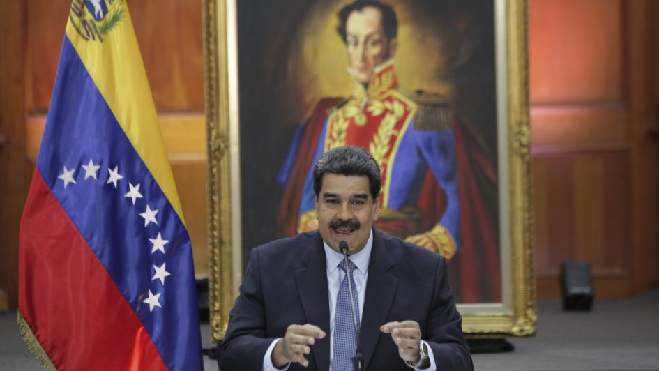 Venezuela: en medio de duras críticas, Maduro asume su segundo mandato