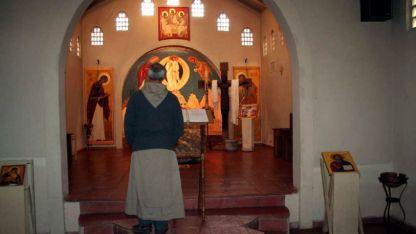 Cristo Orante. Los abusos denunciados habrían ocurrido en el monasterio hasta 2015.