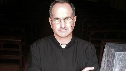 Carlos Scarlata, el sacerdote investigado.