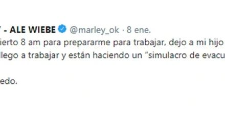 Marley se enojó con Telefé y lo hizo público