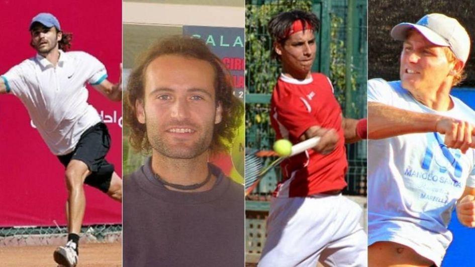 Desbaratan una red de tenistas que arreglaba partidos