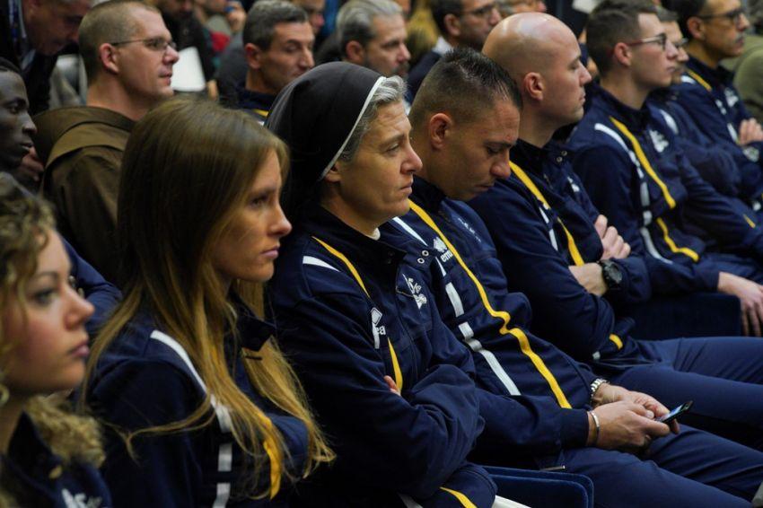 El Vaticano crea una Federación de Atletismo y sueña con ser olímpico