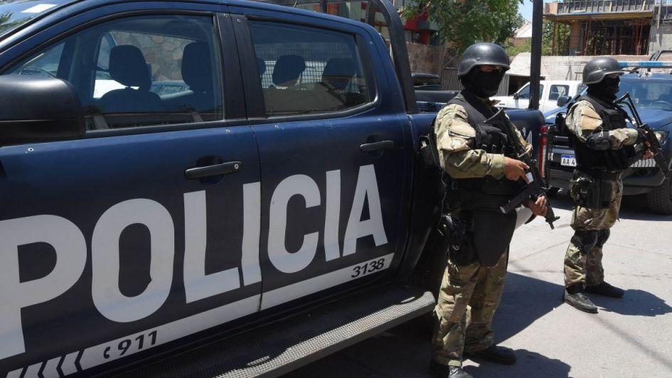 Atrapan en Chacras de Coria a un presunto violador de menores buscado por la Interpol