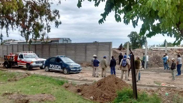 Tragedia en Palmira: un obrero murió aplastado por un vagón