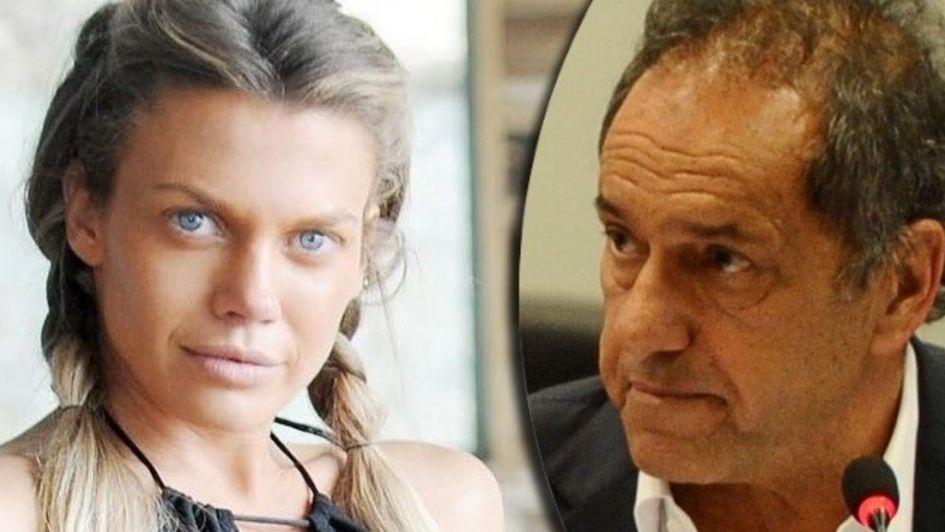 Gisela Berger volvió a cargar contra Daniel Scioli: habló de amenazas y violencia física