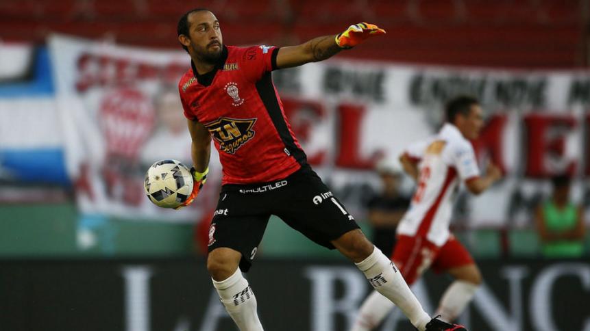 Hubo acuerdo y Marcos Díaz será el arquero de Boca