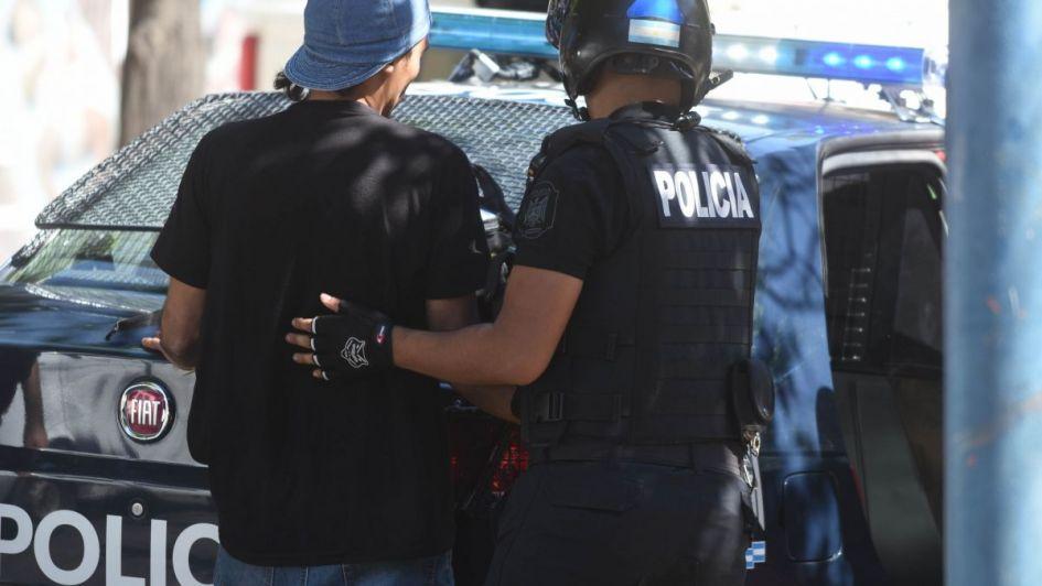 Detuvieron en Chacras a un violador buscado por Interpol cuando iba a trabajar