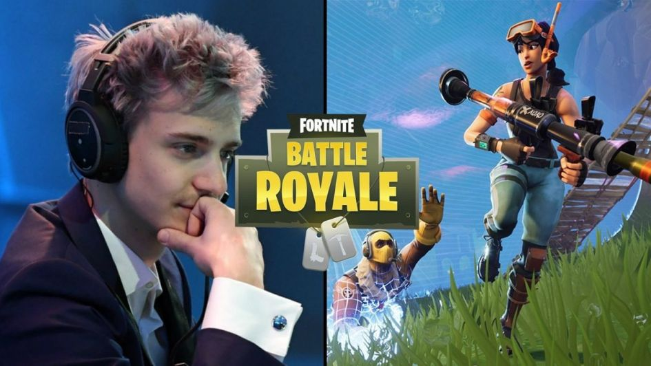 Ninja y Fortnite, los