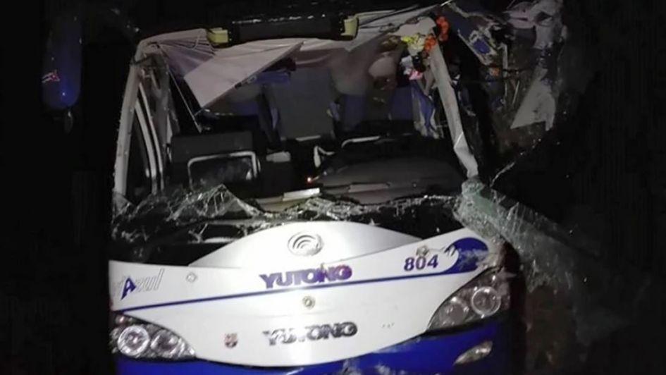 Murieron dos turistas argentinas en Cuba tras un tremendo accidente de tránsito