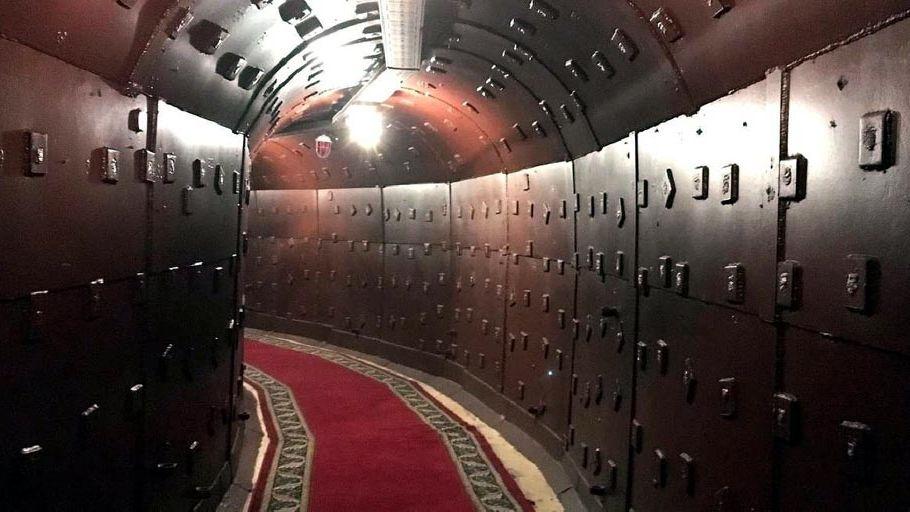 Bajo tierra: Búnker 42, un viaje a la Guerra Fría