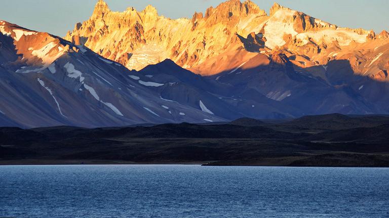 Ya se puede disfrutar de la Laguna del Diamante, una de nuestras maravillas naturales