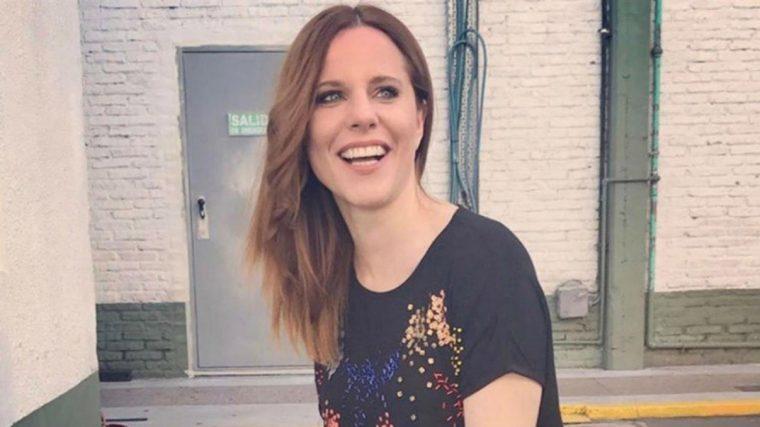 Tras el cruce con Feinmann, Agustina Kämpfer sorprendió haciendo topples en Brasil