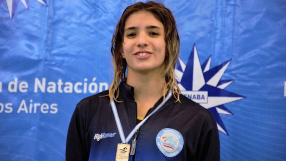 Arrancó el Argentino Abierto de Natación