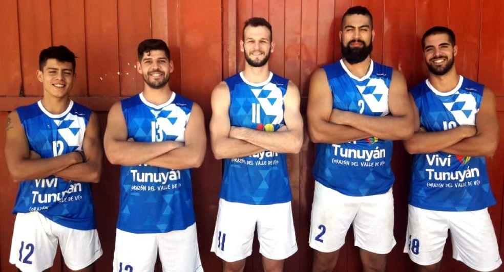Voleibol: Tunuyán busca el equipo titular