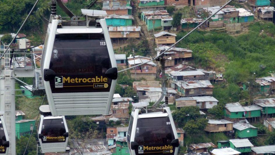 Tránsito en ciudades: el transporte urbano por cable, una opción