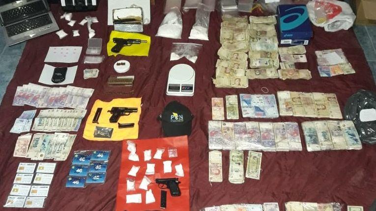Cayeron los últimos integrantes libres de una banda narco que operaba en el Gran Mendoza