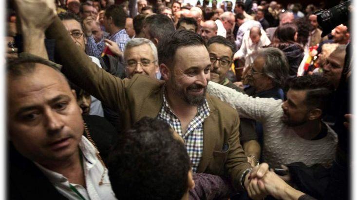 España: nueva extrema derecha - Por Raphael Minder