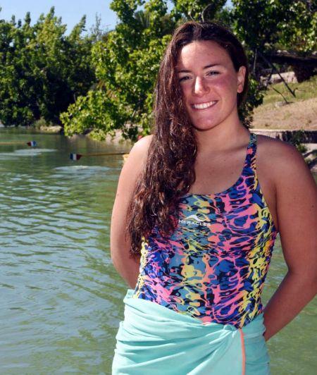 Martina Oriozabala, la mendocina que hace historia en la natación