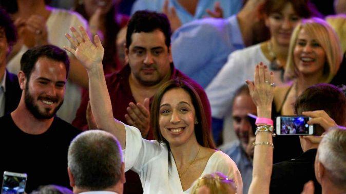 Vidal ratificó que no será candidata a presidenta - Actualidad