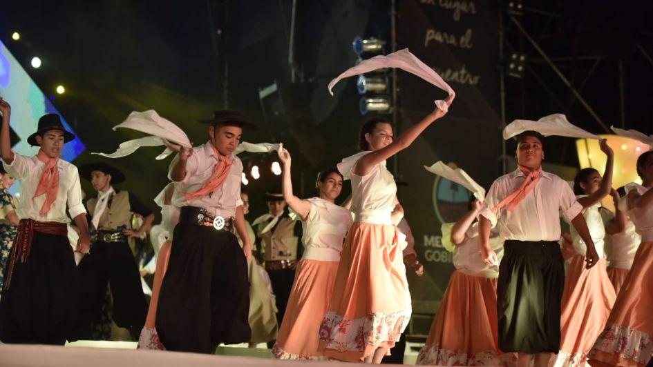 La Paz eligió a Romina Micaela Platero como su Reina de la Vendimia 2019