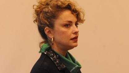 Actrices y periodistas argentinas apoyaron  a Dolores Fonzi