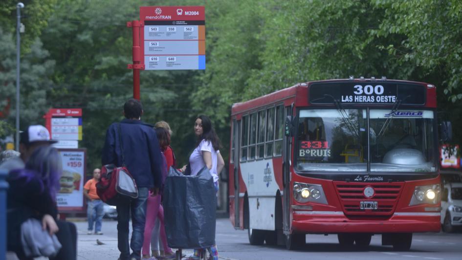 Mendotran: nuevas modificaciones en los recorridos de algunas líneas