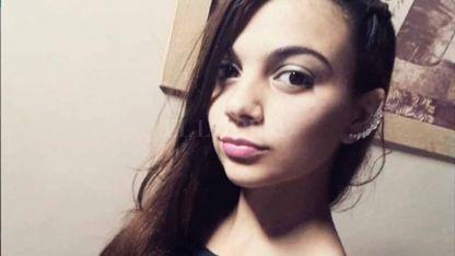 Agustina Imvinkelried, la víictima fatal.