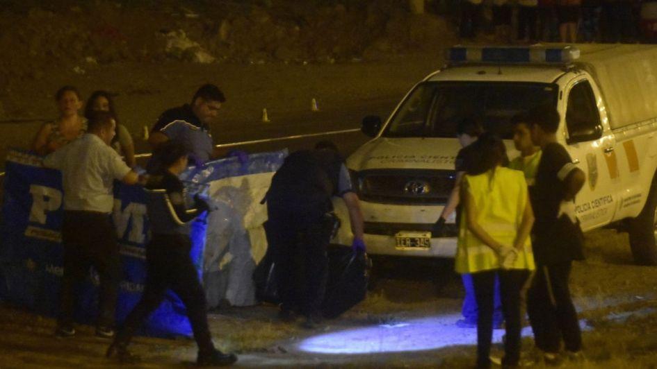 Una nena y una joven murieron tras ser atropelladas por un conductor ebrio en Guaymallén