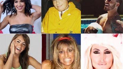 Mirá a los famosos que se sumaron al #10YearsChallenge