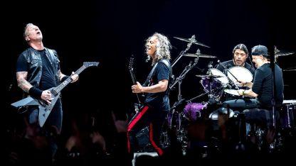 Metallica ya habñia lanzado al mercado su propio blend de whisky.