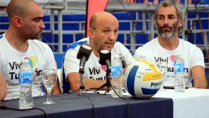Dupla técnica. Dan Andraos (izquierda) y Luis Testa (derecha).