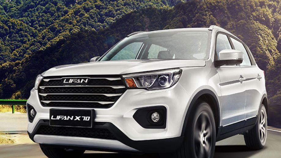 Lifan X70, el SUV que llega desde China para seducir a los mendocinos