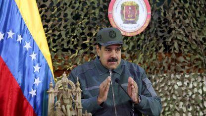 Nicolás Maduro quiso tranquilizar a los venezolanos con un extraño discurso