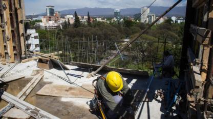 El costo de la construcción subió en promedio 44,6%.