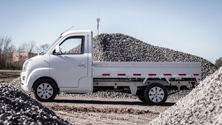 Foison Truck, el utilitario de Lifan pensado para ayudarte en tu trabajo