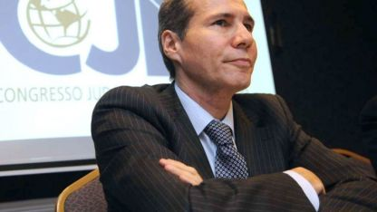 Lupa en Iran. Nisman acusó a CFK de firmar un tratado para encubrir a los autores del atentado.