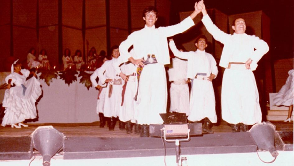 La curiosa historia de Miriam y Orlando, históricos bailarines de Vendimia hace 20 años